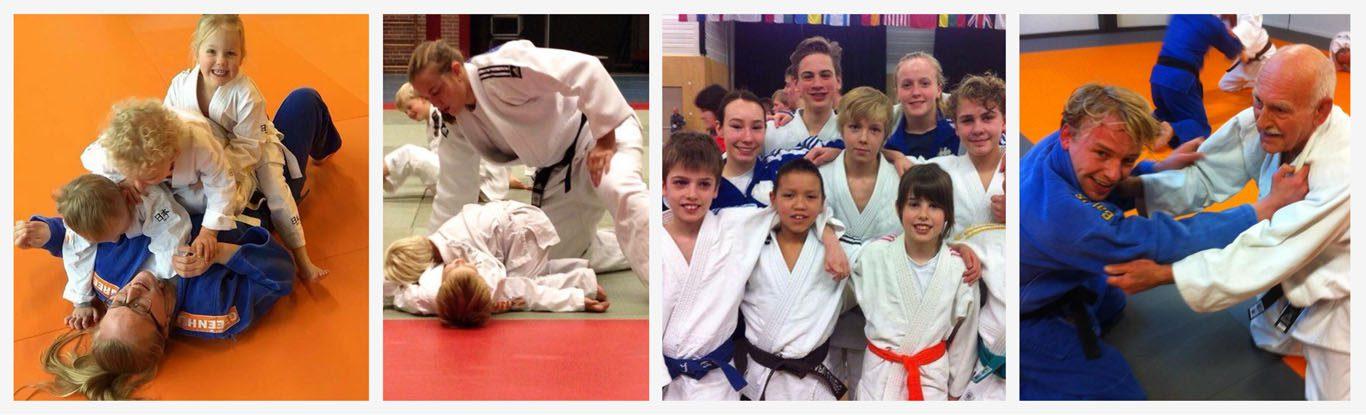 judo voor iedereen